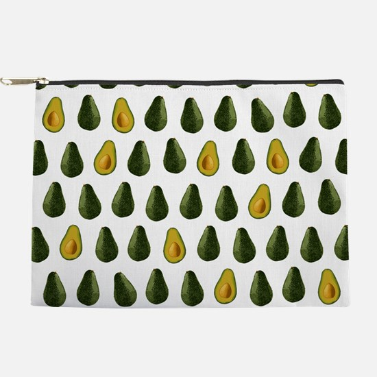 Avocado Pattern Makeup Pouch