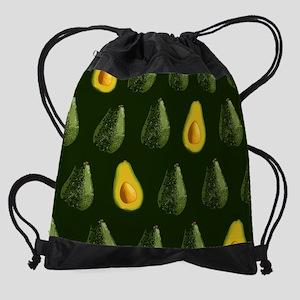 avocados_13-5x18 Drawstring Bag