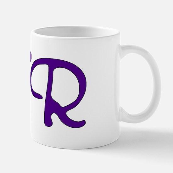 CTR (purple script) Mug