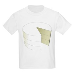 The Cake Icon Kids T-Shirt