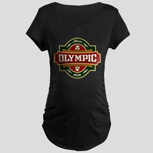 Olympic Old Label Maternity Dark T-Shirt