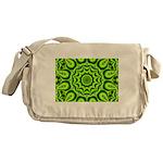 Spring Garden Messenger Bag