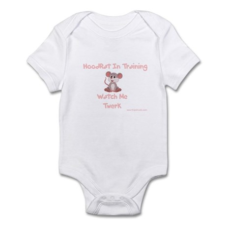 Hoodrat In training Onesee  - Baby Body Suit - Infant Creeper