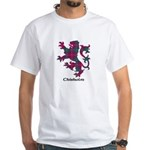 Lion - Chisholm White T-Shirt