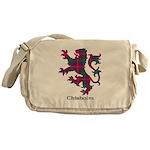 Lion - Chisholm Messenger Bag