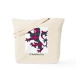 Lion - Chisholm Tote Bag