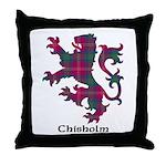 Lion - Chisholm Throw Pillow
