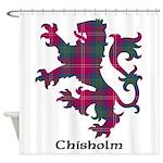 Lion - Chisholm Shower Curtain