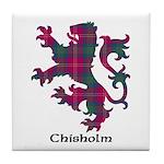 Lion - Chisholm Tile Coaster