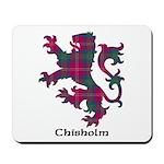 Lion - Chisholm Mousepad