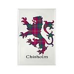 Lion - Chisholm Rectangle Magnet (100 pack)