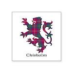 Lion - Chisholm Square Sticker 3