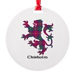 Lion - Chisholm Round Ornament