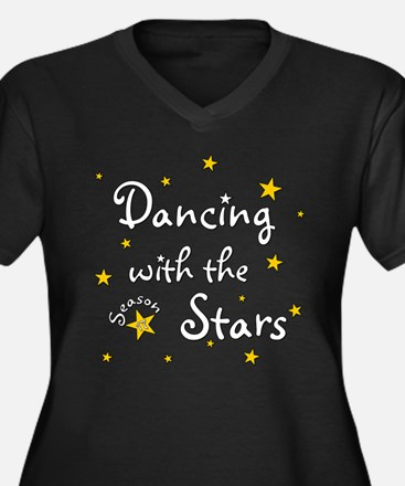 Dancing with the Stars Plus Size T-Shirt