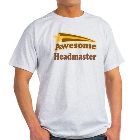 Awesome Headmaster Light T-Shirt