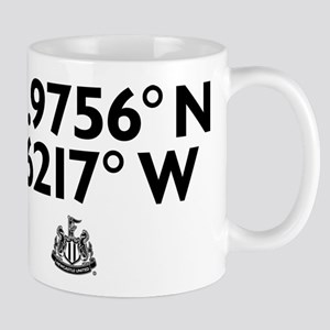 Newcastle United Stadium Coordin 11 oz Ceramic Mug