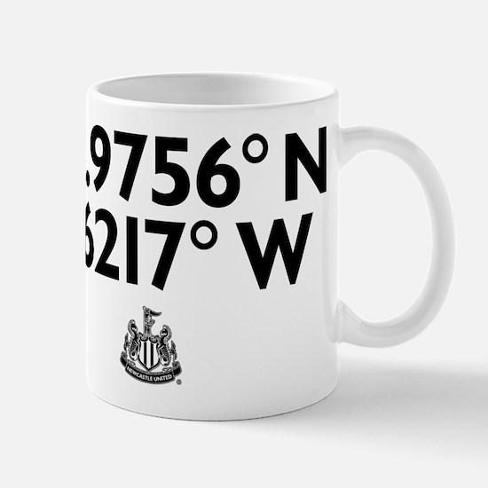 Newcastle United Stadium Coordin Mug