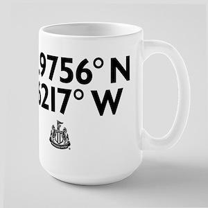 Newcastle United Stadium 15 oz Ceramic Large Mug