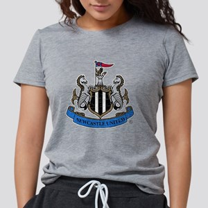 Vintage Newcastle United Womens Tri-blend T-Shirt