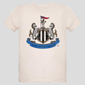 Vintage Newcastle United FC C Organic Kids T-Shirt