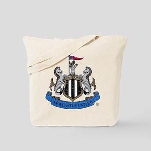 Vintage Newcastle United FC Crest Tote Bag