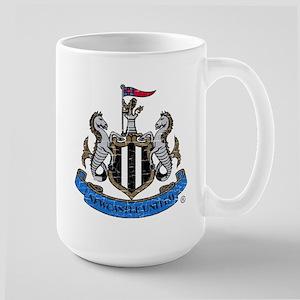 Vintage Newcastle United 15 oz Ceramic Large Mug
