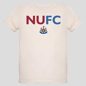 Newcastle United FC Organic Kids T-Shirt