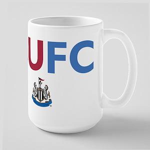 Newcastle United FC 15 oz Ceramic Large Mug
