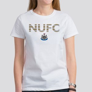 Newcastle United FC Women's Classic White T-Shirt