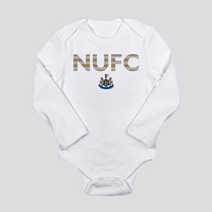 Newcastle United FC st Long Sleeve Infant Bodysuit