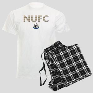 Newcastle United FC stripes Men's Light Pajamas
