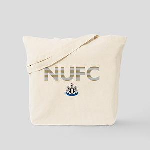 Newcastle United FC stripes Tote Bag