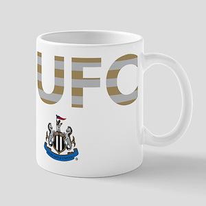 Newcastle United FC stripes 11 oz Ceramic Mug