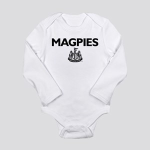 Magpies NUFC Long Sleeve Infant Bodysuit