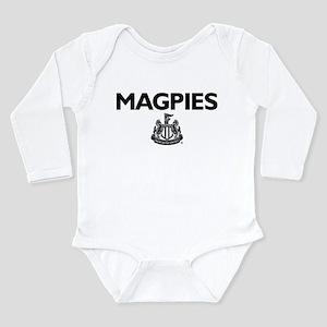 Magpies NUFC Long Sleeve Infant Bodysuit