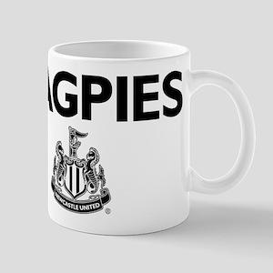 Magpies NUFC 11 oz Ceramic Mug