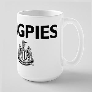 Magpies NUFC 15 oz Ceramic Large Mug