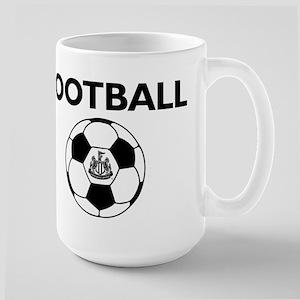 Football Newcastle United 15 oz Ceramic Large Mug