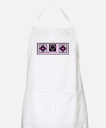Quilted Mugs BBQ Apron