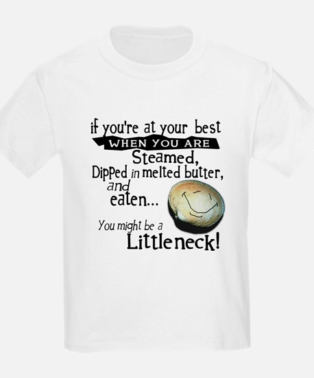 Littleneck... Kids T-Shirt
