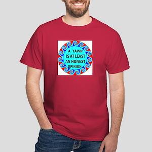 YAWN Dark T-Shirt