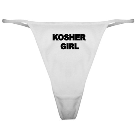I File Kosher Infradito Classico rKSZ8WlGu