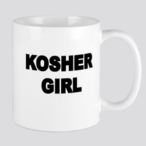 KOSHER GIRL Mugs