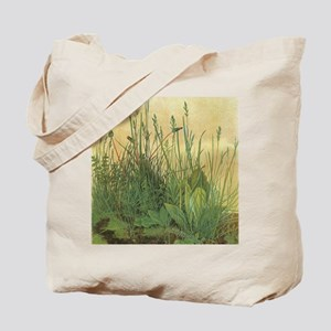 Large Piece of Turf by Albrecht Durer Tote Bag