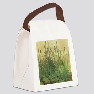Large Piece of Turf by Albrecht D Canvas Lunch Bag