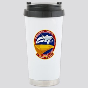 STS-51G Discovery Stainless Steel Travel Mug