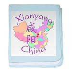 Xianyang China baby blanket