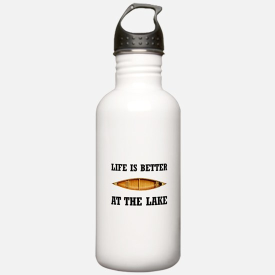 Better At Lake Water Bottle
