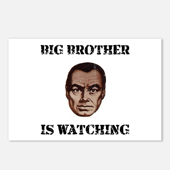 Big Brother Watching Postcards (Package of 8)