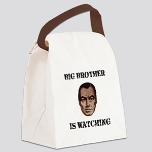 Big Brother Watching Canvas Lunch Bag